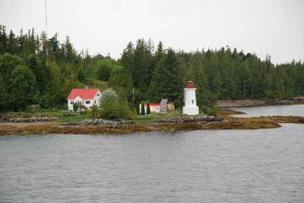 Dryad Point Lightstation