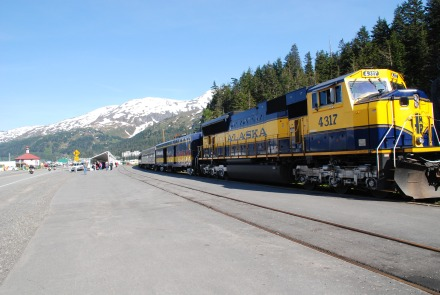 Anchorage Car Rental From Train Station